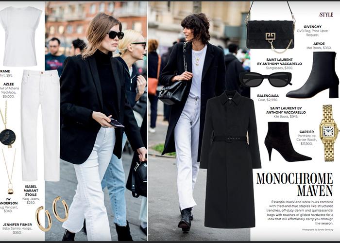 shopping online fashion