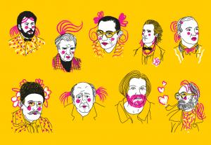 5 super ilustratoare românce care ne plac: Sorina Vazelina (III)