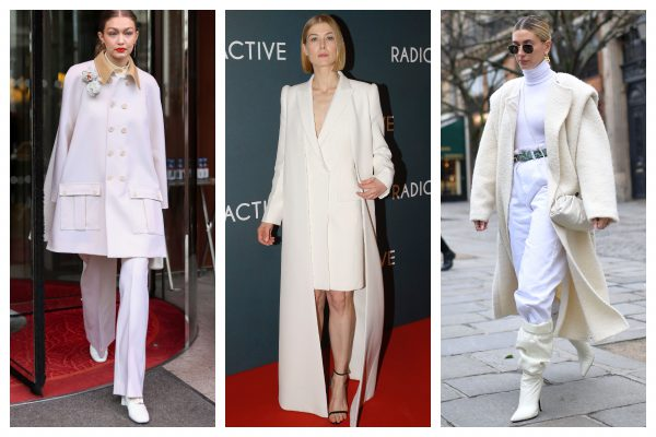 Item of the week- All white
