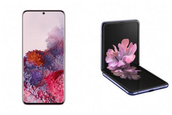 Samsung a lansat Galaxy S20 și Galaxy Z Flip (1)