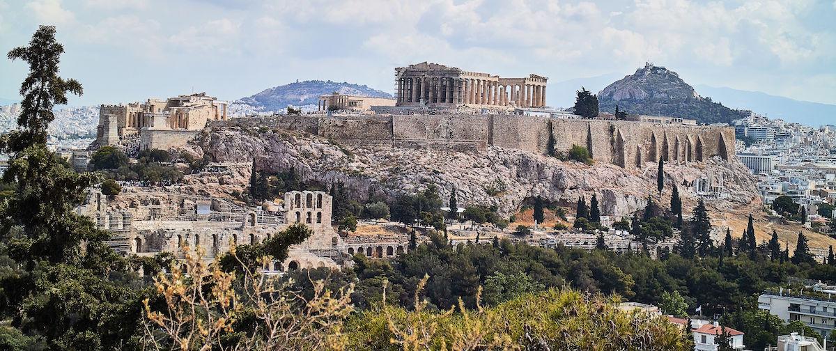 atena grecia acropolis