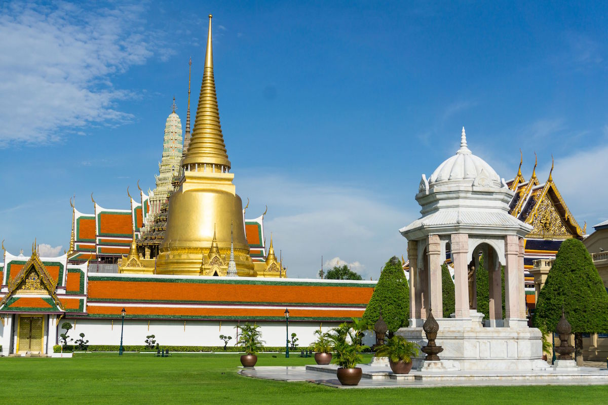 Asia, Thailand, Bangkok, Royal Grand Palace