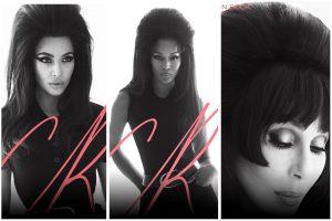 Kim Kardashian, Cher și Naomi Campbell