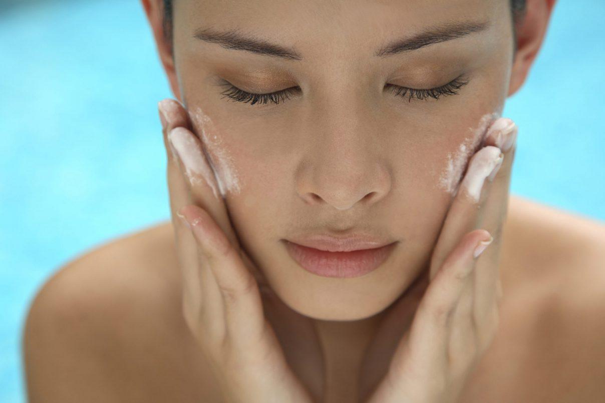 ingrijirae pielii sensibile