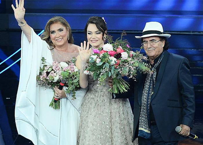 sanremo eurovision al bano romina powerr