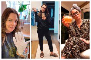 Fashion de acasă- Vedetele internaționale în izolare