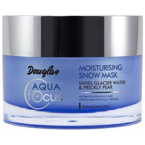 Aqua Focus Moisturising Snow Mask, Douglas, 69 lei