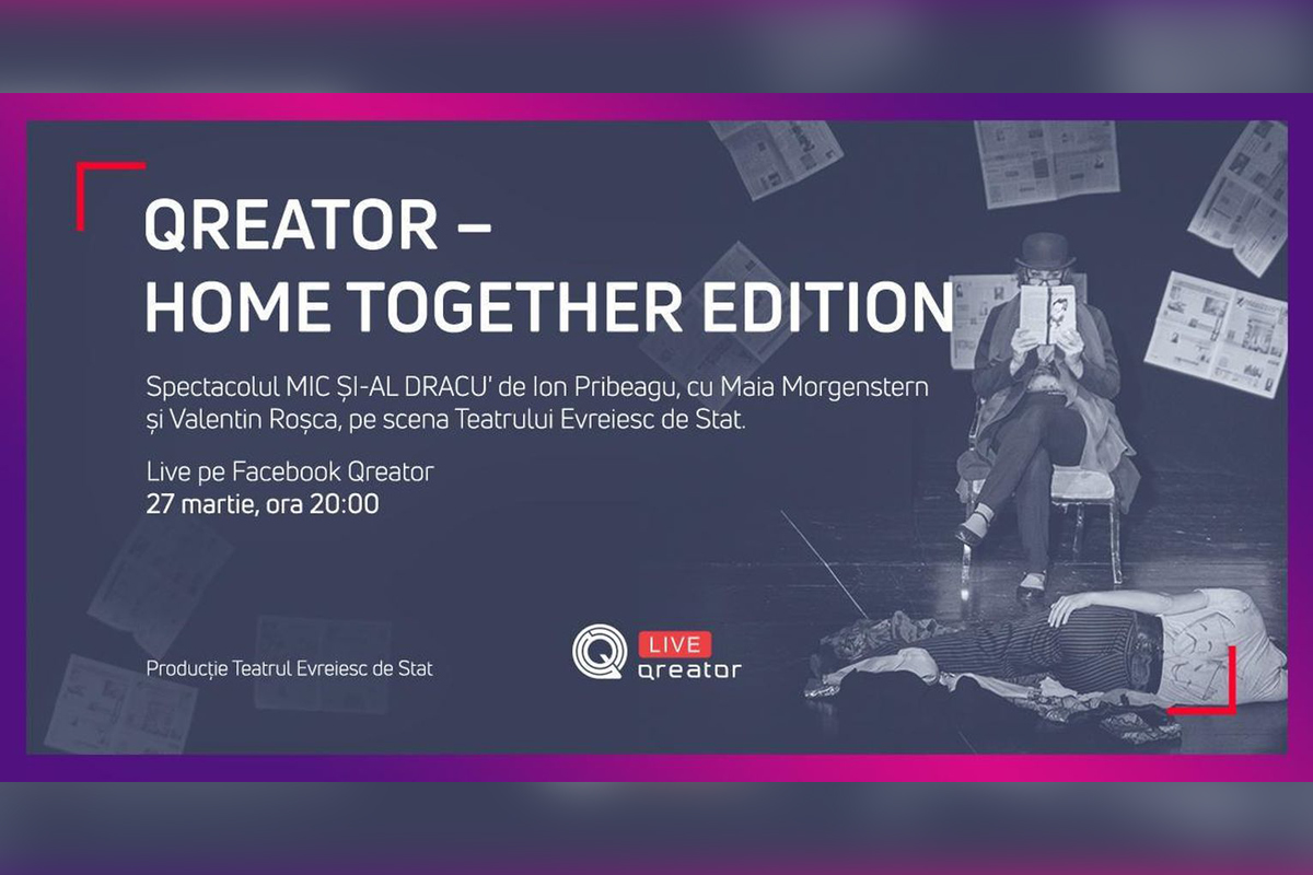 qreator home together edition maia morgenstern
