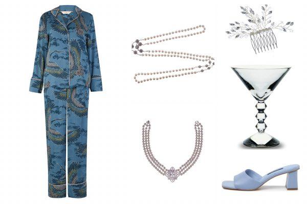 Fashion de acasă- 3 ținute glam de Paște, pornind de la pijamale - 1