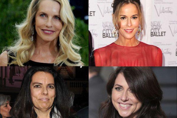 top cele mai bogate femei din lume