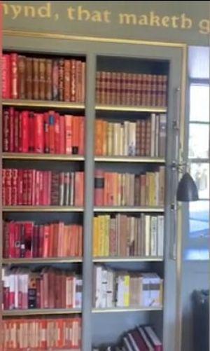 jk rowling biblioteca
