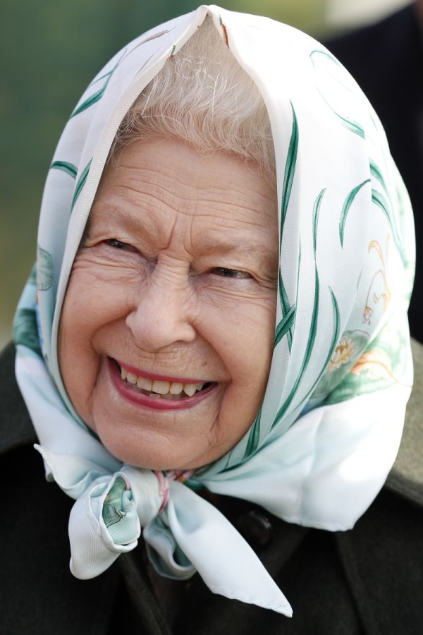 regina elizabeta aII a