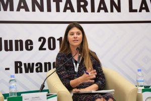 """Corespondență din Beirut. Anca Zaharia, expert Crucea Roșie: """"Răbdare, «mâine» e un concept foarte larg"""""""