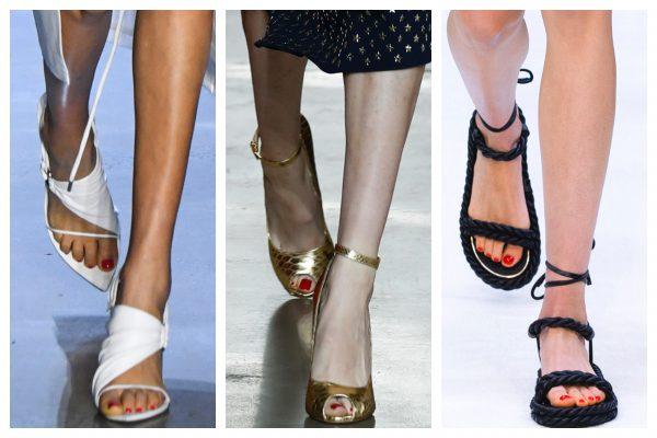Shoes Trend SS20- Cele mai cool modele de sandale ale acestei veri