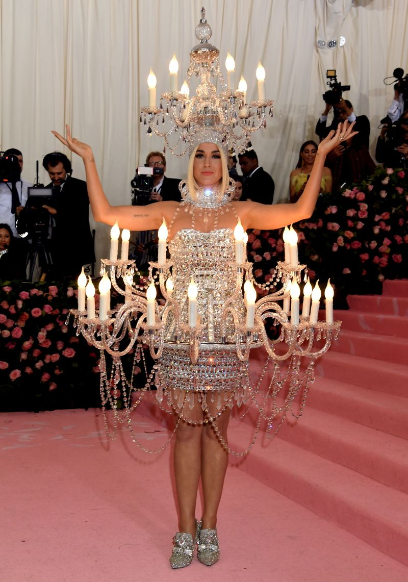 katy perry met gala