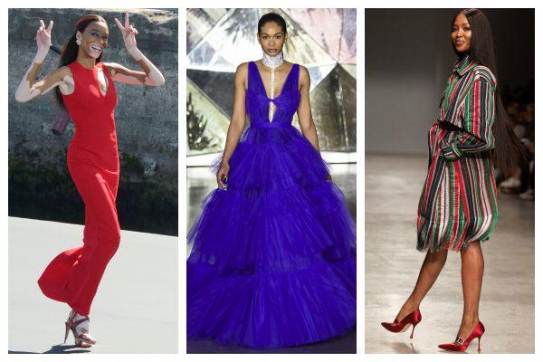 Black Lives Matter- Muze de culoare din lumea modei