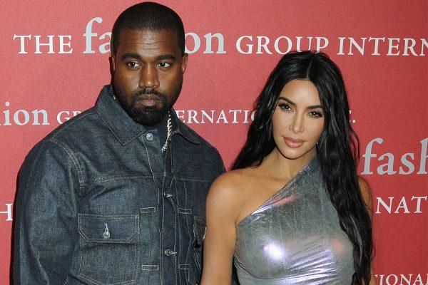 kim kardashian kanye west divort
