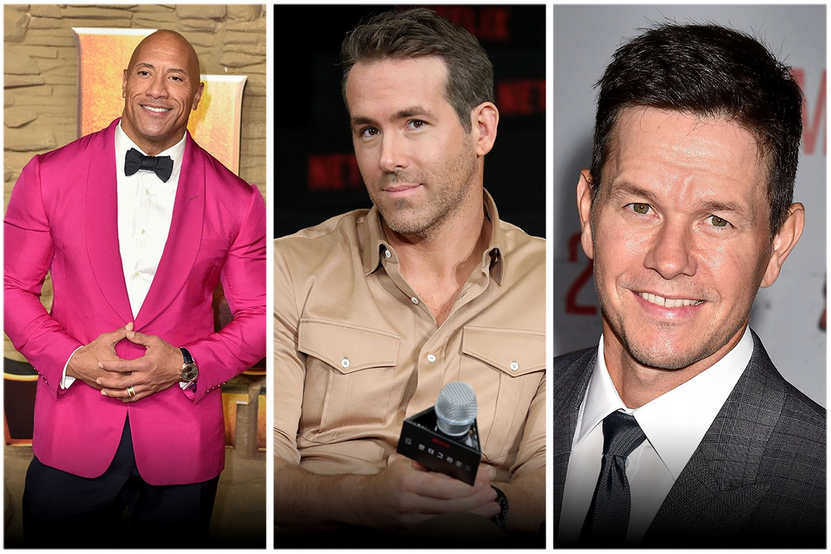 cel mai bine platiti actori hollywood