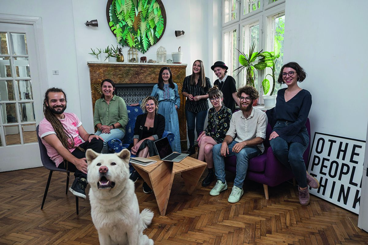 441 Design Studio - The team