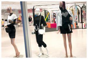 A list Designers boutique- Fashion editor's choice – Black, white & sporty chic
