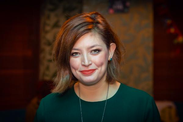 """Diana Vasiliu, psiholog: """"Mintea noastră are nevoie de povești, nu de cifre"""""""