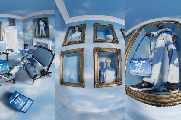 La campagne Automne Hiver 2020-2021 dessinée par Virgil Abloh pour Louis Vuitton