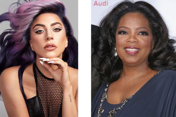 lady gaga oprah winfrey