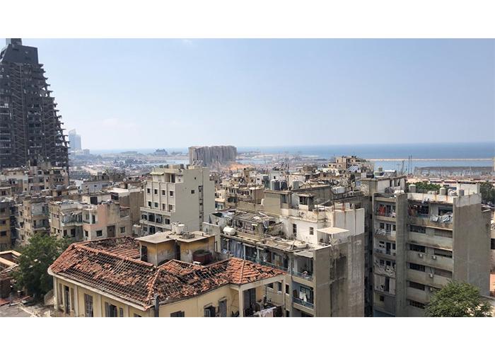 beirut liban explozie