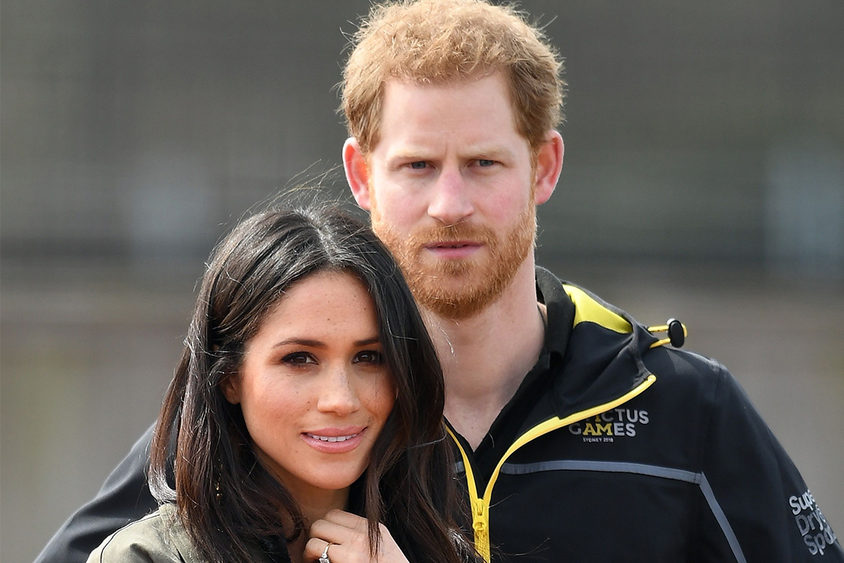 meghan harry show issue