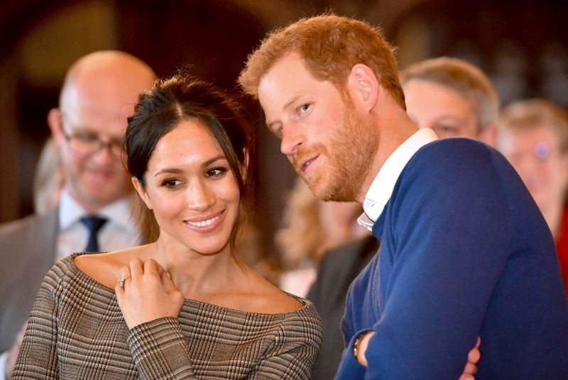 Finding Freedom: Harry and Meghan and the Making of A Modern Family