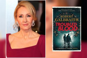 jk rowling troubled blood