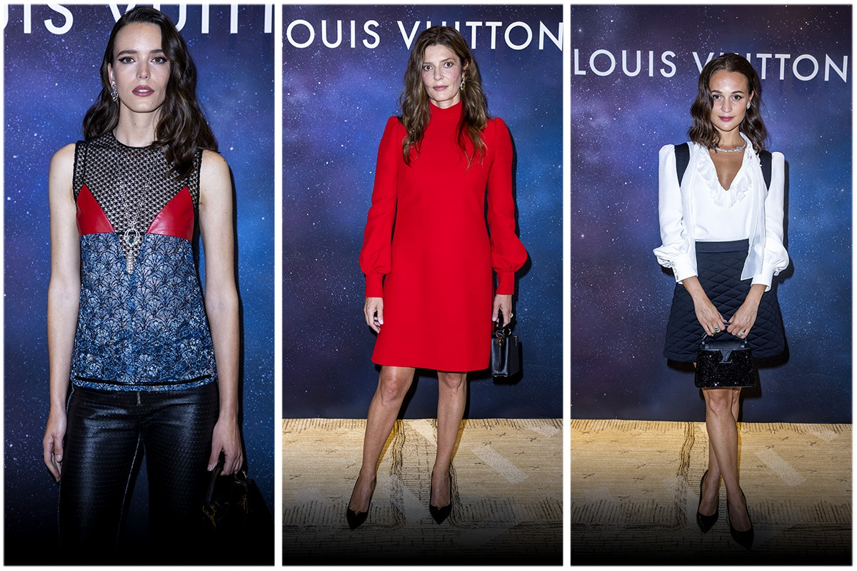 louis vuitton event paris