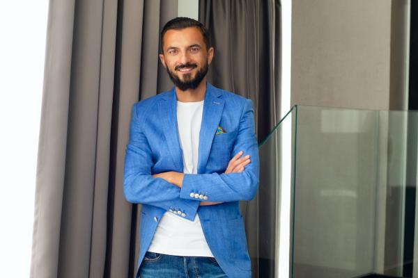 Gabriel Iepure, CEO UBA Cluj