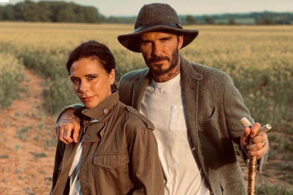 David și Victoria Beckham