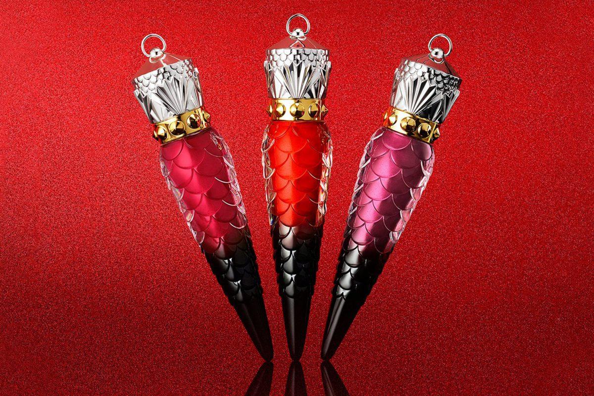Christian Louboutin lance une collection de cosmétiques inspirée par les danseuses de cabaret