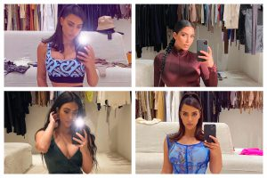 Garderoba lui Kim Kardashian – De ce este cel mai bun loc pentru poze?