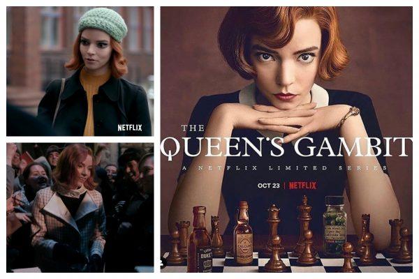 The Queen's Gambit- Inspirația fashion a momentului