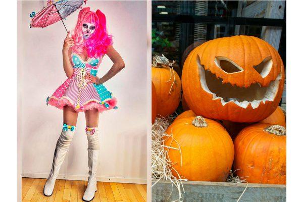 vedete halloween