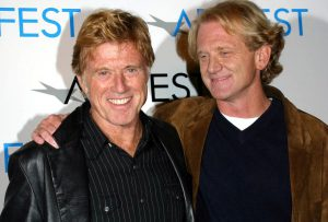 robert redford james redford