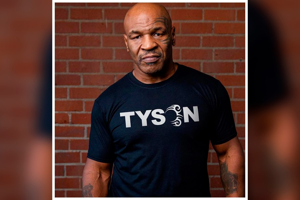mike tyson meci box