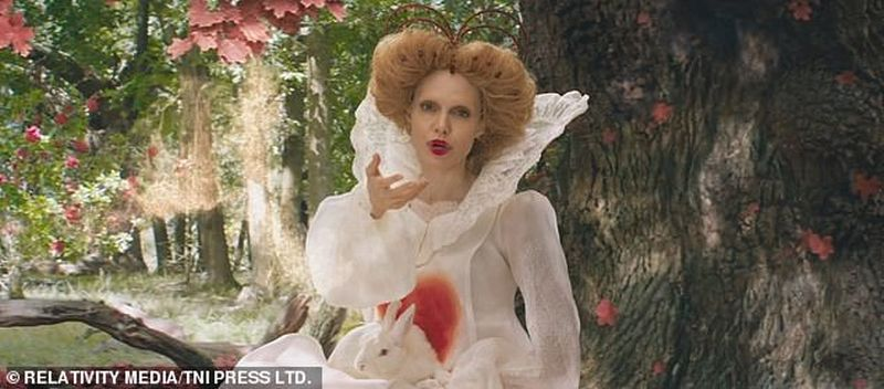 angelina jolie come away