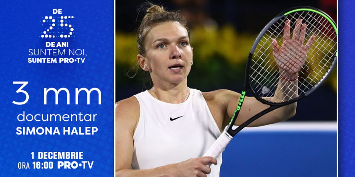 documentar simona halep