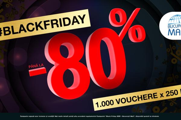 Reduceri de Black Friday Bucuresti Mall-Vitan
