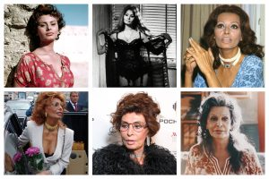 Sophia Loren- Frumusețe dincolo de timp. O retrospectivă de stil