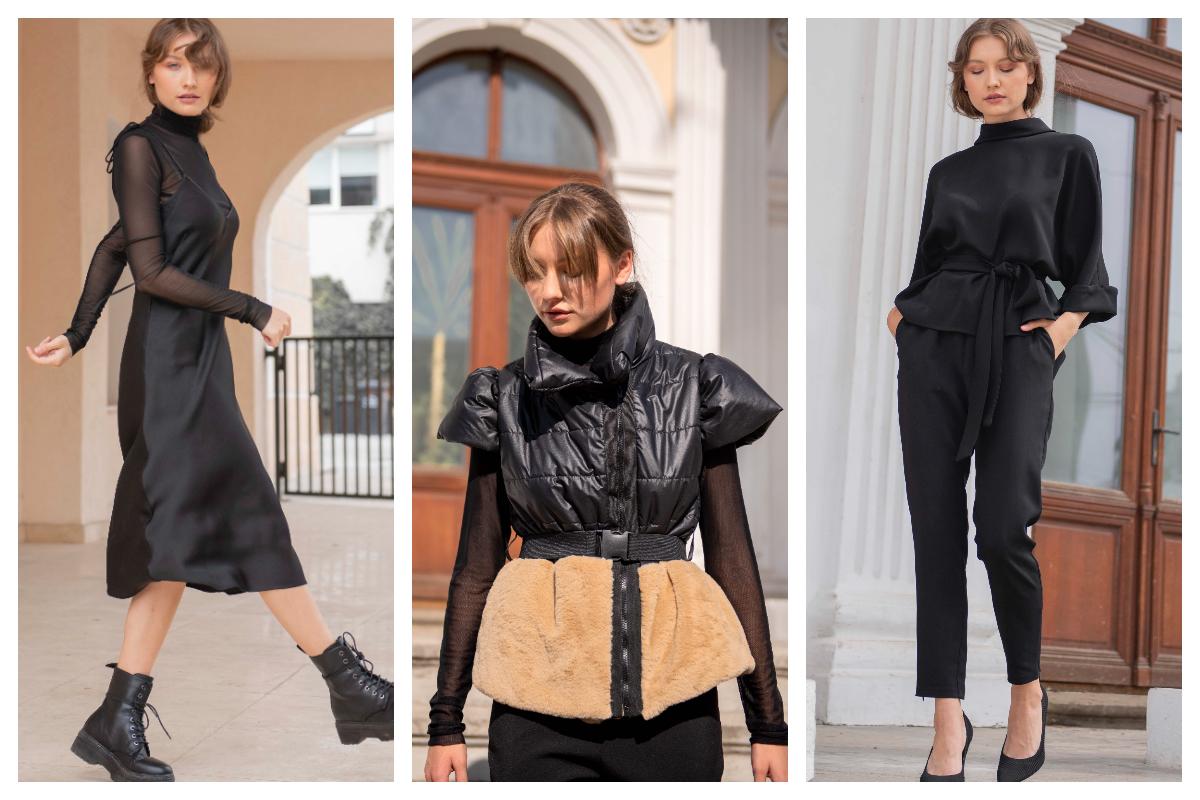 Alist Designers Boutique- Povstea brandului concept A trois