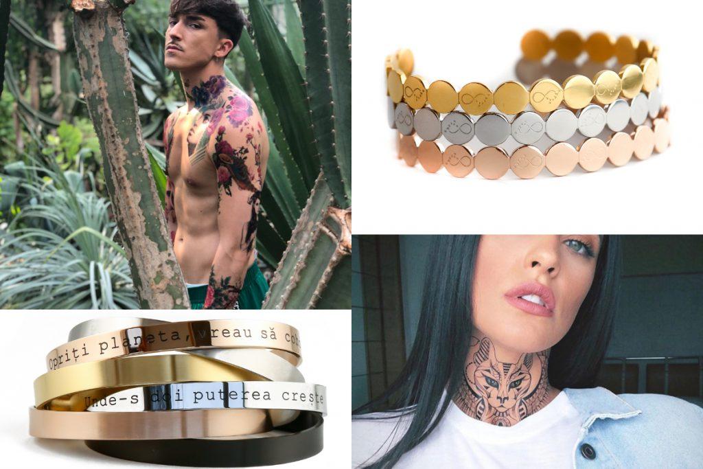 Alist Designers boutique- Povestea Flash Tattoos și Flash Jewels
