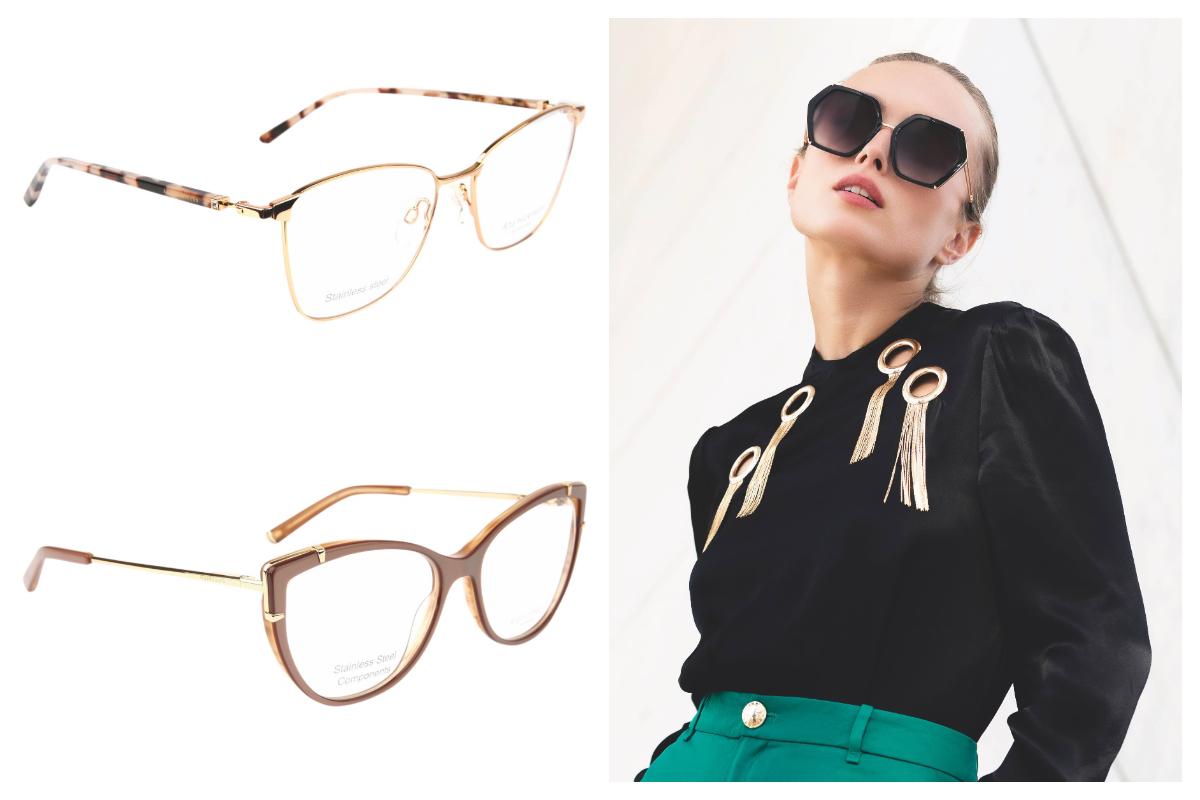Ana Hickmann Eyewear- Eleganță, estetică, rafinament și inovație