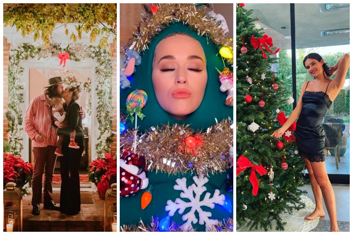 Christmas style - cum s-au pregătit vedetele internaționale