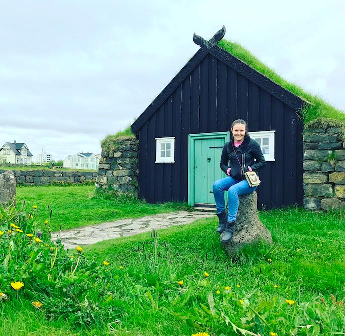 Femeia de Islanda cauta omul)
