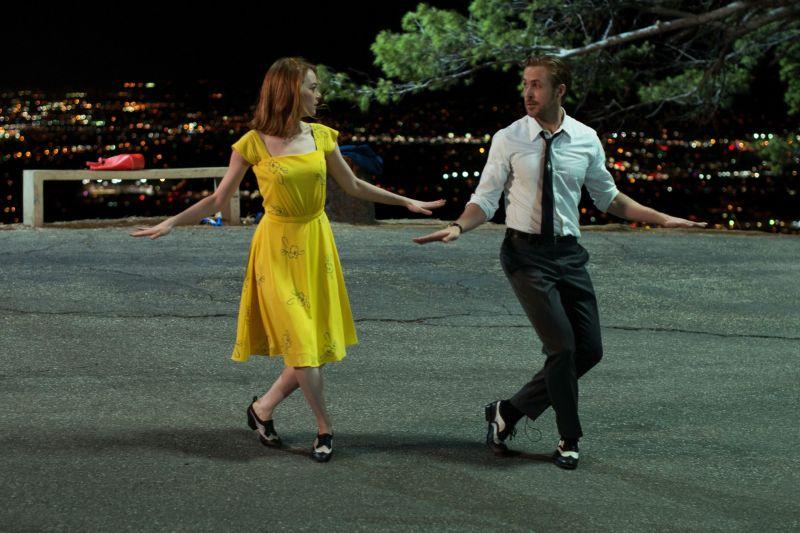 La La Land (2016) Emma Stone, Ryan Gosling